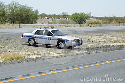 Патруль Аризона Редакционное Изображение