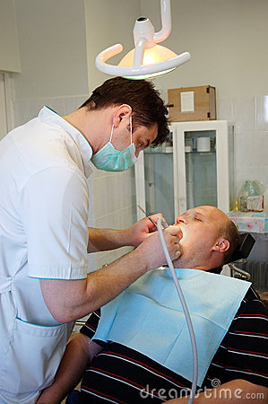 пациент дантиста