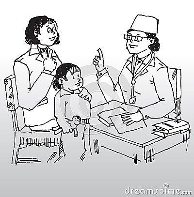 пациент доктора