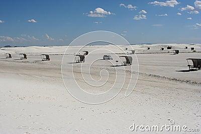 пески пикника