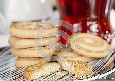 Печенья масла