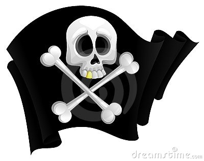пират флага