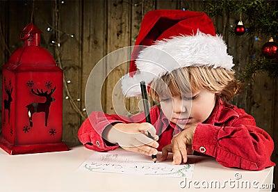 Письмо к Санта