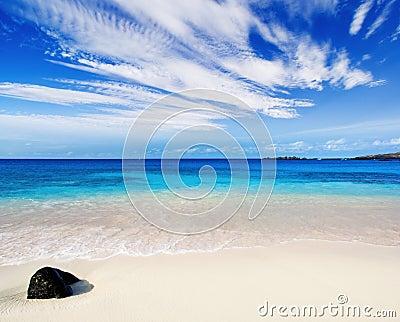 пляж небесный