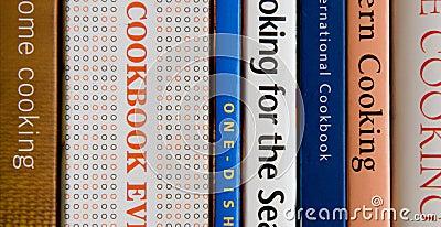 поваренные книги