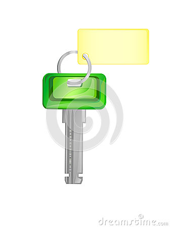 Позеленейте ключ