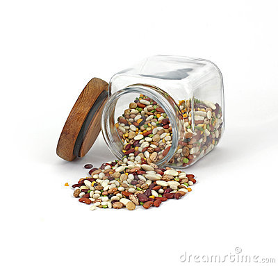 политые фасоли jar смешанное
