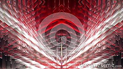 Полная петля Nektar цифров HD VJ акции видеоматериалы