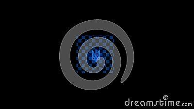 Полная петля Nektar цифров HD VJ видеоматериал