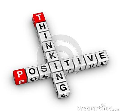 Положительный думать