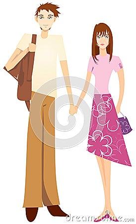 помадка удерживания руки пар
