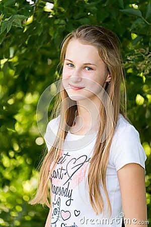 Влагалище девушки в 14 лет