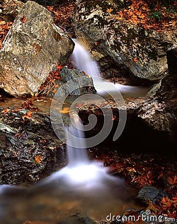 поток горы