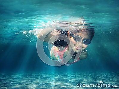 Подводно