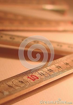 правитель 10 cm