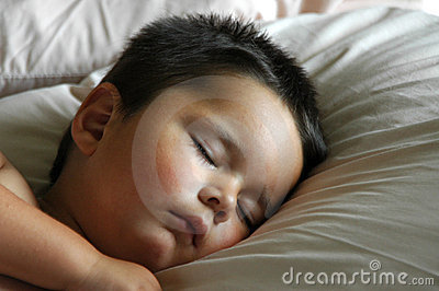 прелестный спать ребёнка