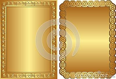 предпосылки золотистые
