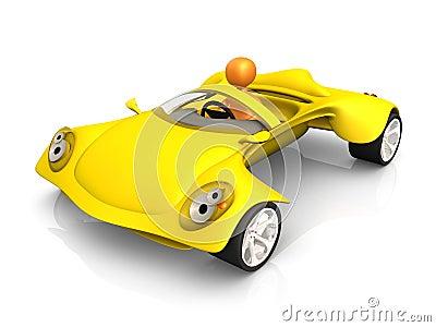 автомобиля произведенное