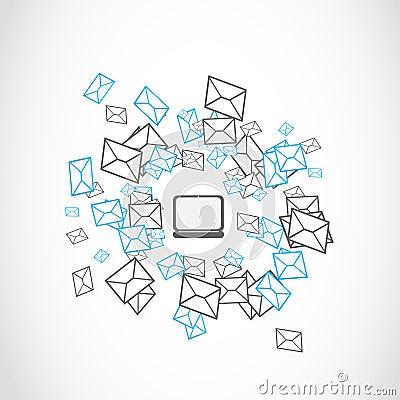 схемы электронной почты