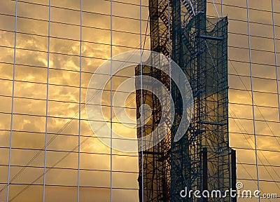 промышленное отражение