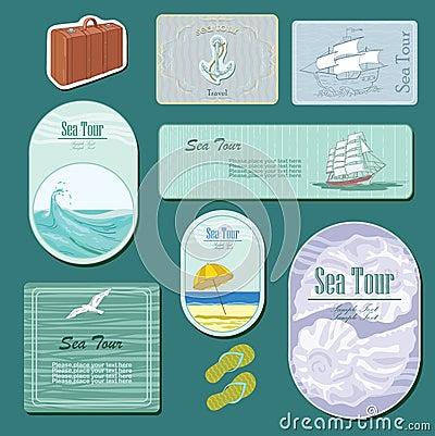 Путешествие моря