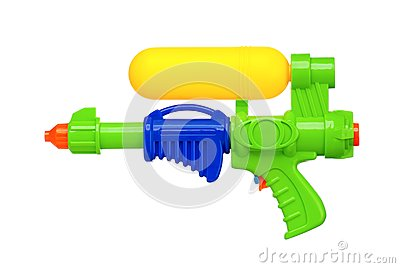 Пушка воды