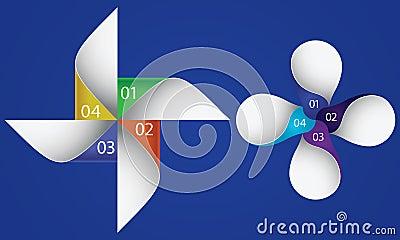 2信息与4的图形设计元素编号