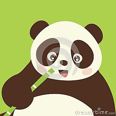 亚洲竹子熊猫
