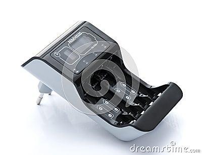 蓄电池充电器指示符