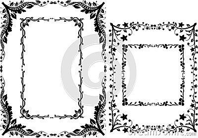 рамки границ