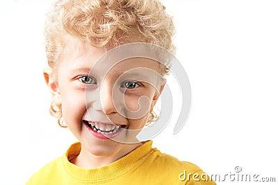 радостный хлопец