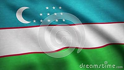 флаг узбекистана gif