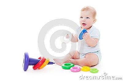 ребёнок радостный