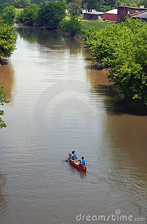 река каня