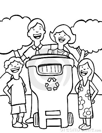 рециркулировать семьи