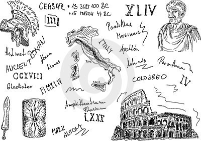 римский комплект