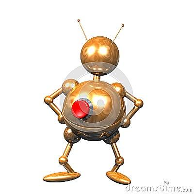робот clipart