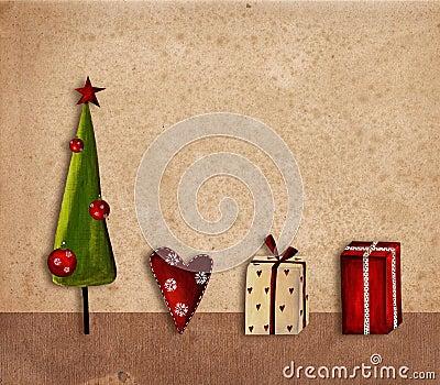 рождество карточки