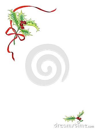 рождество ягод