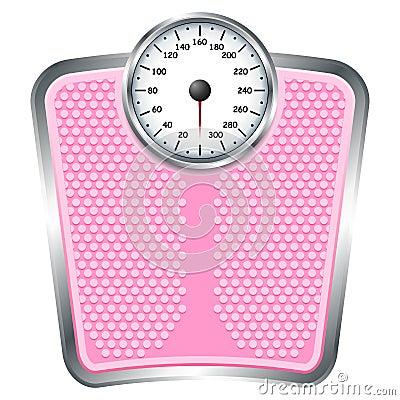 розовый маштаб