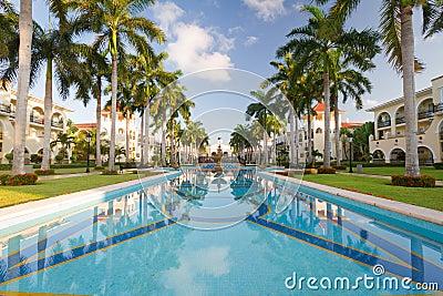 роскошный курорт Мексики