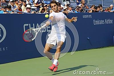 Роджер Federer Редакционное Стоковое Изображение