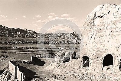 руина королевства guge 007 пленок