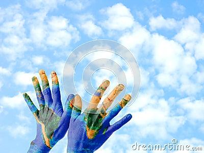 Руки земли