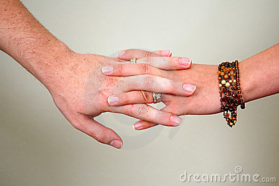руки совместно