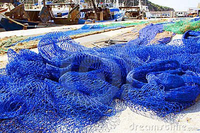 рыболовная сеть
