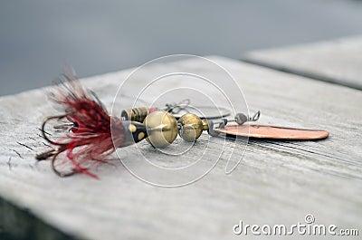 рыболовство приманки