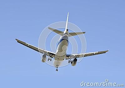 Самолет Боинга