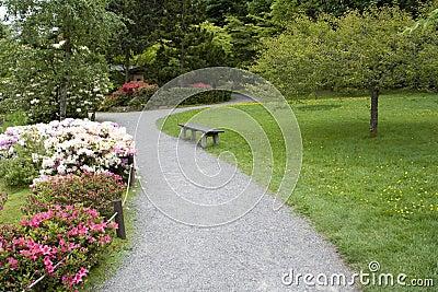Сад японца Сиэтл