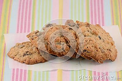 Свежие испеченные печенья